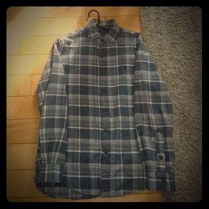 Polo flannel shirt